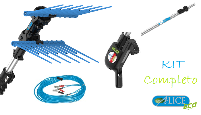 KIT COMPLETO ALICE ECO R6